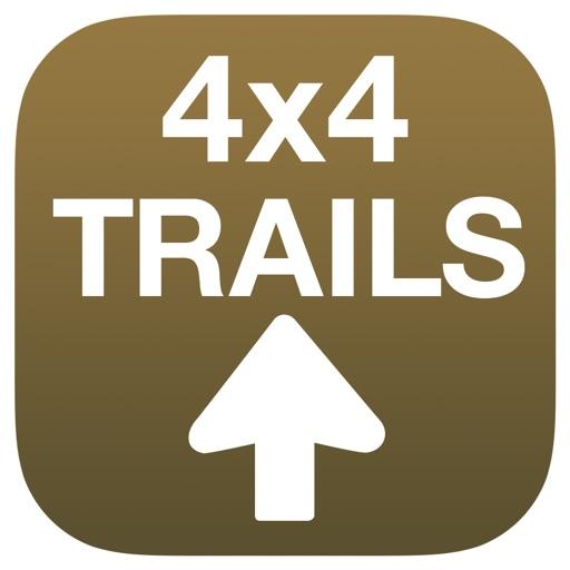 FunTreks 4x4 Trails, GPS Navigation & Offroad Maps app logo