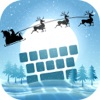 Winter Keyboard Theme – Frozen Skins, Emoji & Font