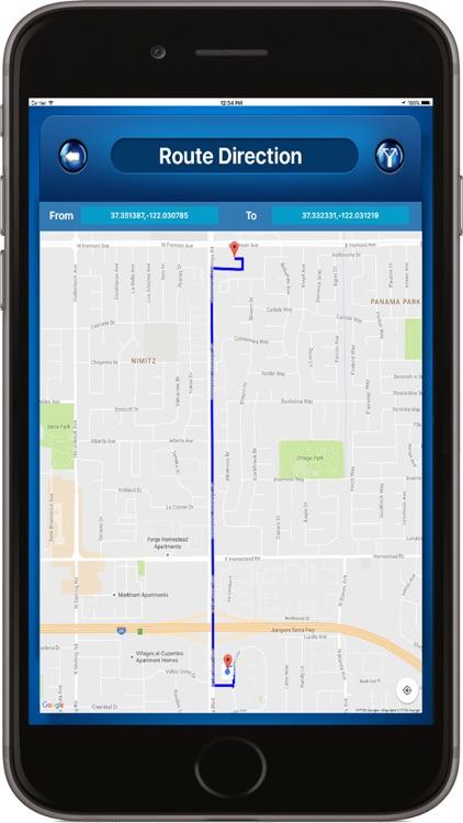 Dumbarton Express California USA where is the Bus screenshot-4