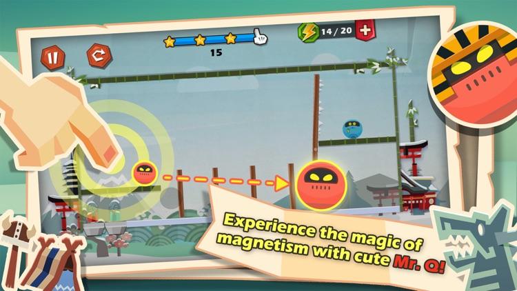 Mr. Q - Magnetic Cube Arcade