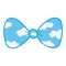 Sticker Bow Ties - Decorate Text for iMessage