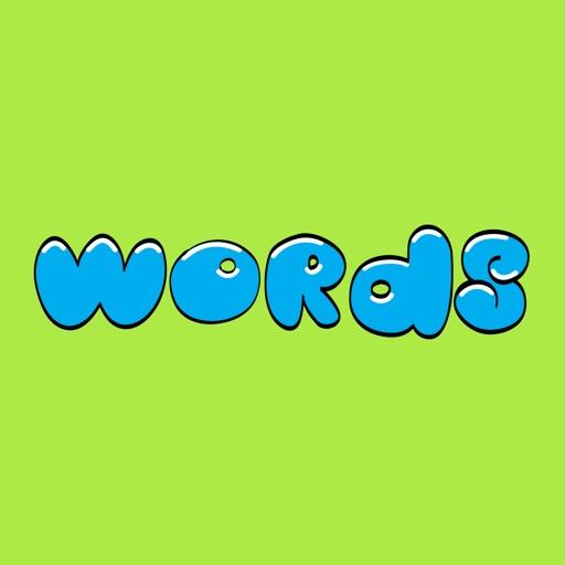 Expressive Words Sticker Pack