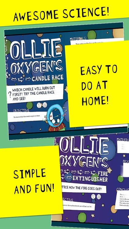 Ollie Oxygen screenshot-4