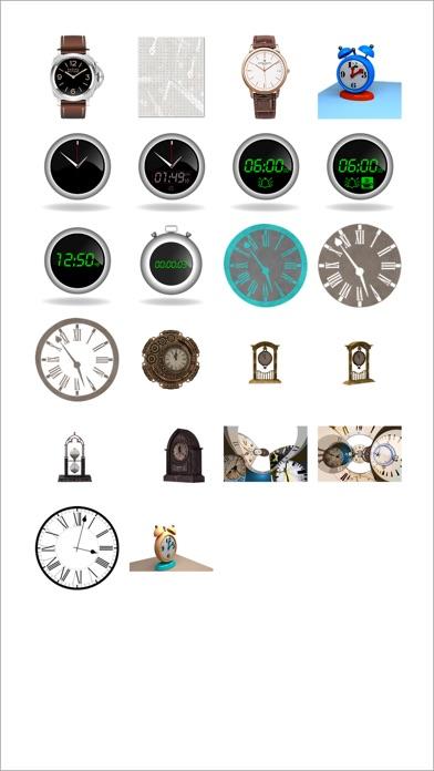 Uhr zwei Stickerpack!Screenshot von 1