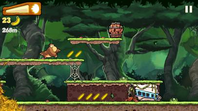 Banana Kong Screenshot on iOS