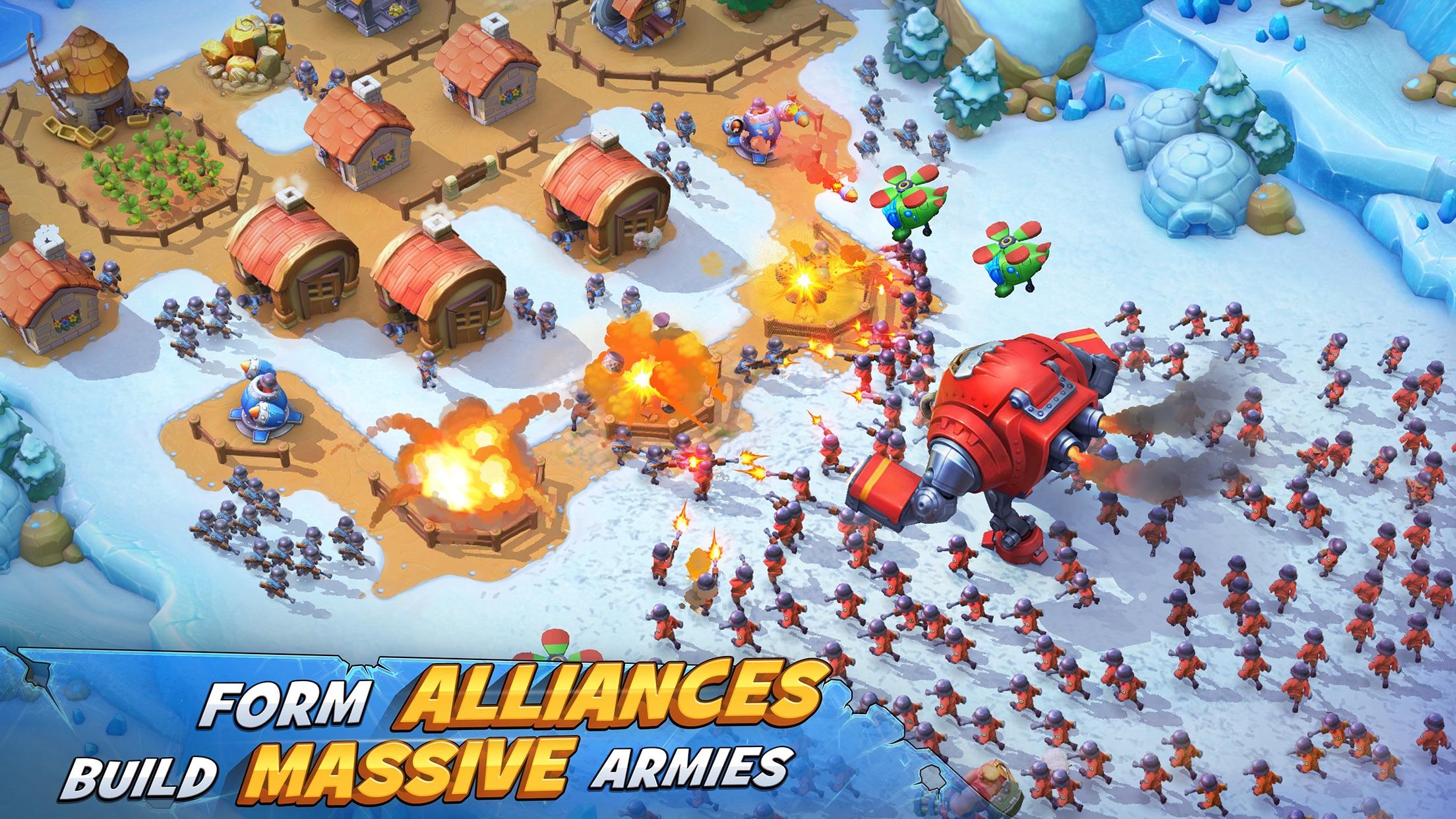 Fieldrunners Attack! Screenshot