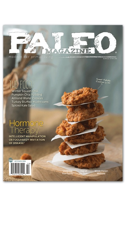 Paleo Magazine screenshot-0