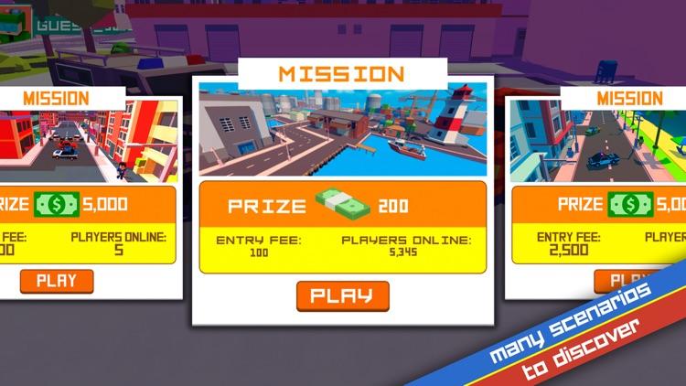 High Speed Police Chase! screenshot-3