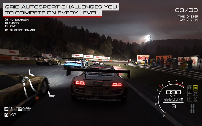 GRID: Autosport mod apk download for pc, ios and android