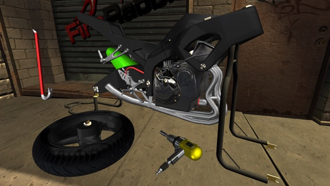 fix my motorcycle 3d mechanic on the app store - Motorcycle Mechanic Job Description