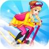 芭比公主滑雪大冒险
