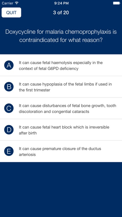 Obstetrics - MCQ'S screenshot-2