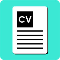 resume cv templates for pages をmac app storeで