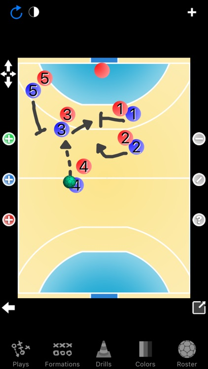 Handball Coach Pro screenshot-1