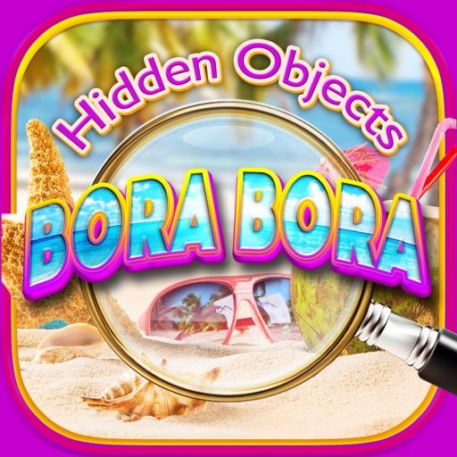 Hidden Objects Bora Bora Fantasy Island Vacation