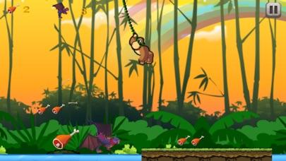 Super monster run adventures in monkey jungle-4