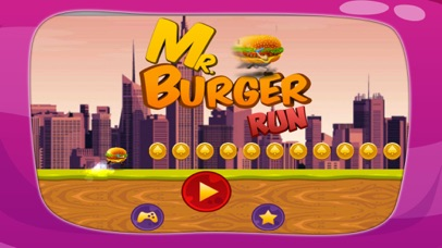 Mr. Burger Run – Infinite runner & jumping game