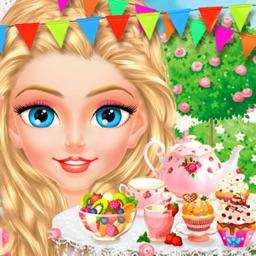 Fairy Princess Dress Up - Fairy Salon