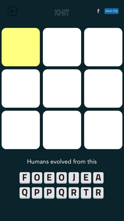 Knit Crosswords Puzzles screenshot-3