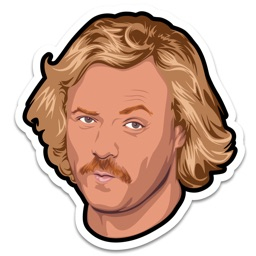 Keith Lemon's Stickers for iMessage