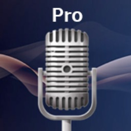 Sound Recording Pro - Smart Voice Recorder and Voice Changer with Effects