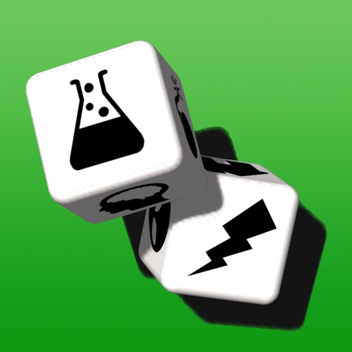 Story Dice 3D - interactive ideas for writers