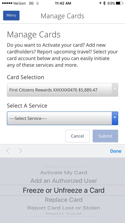 First Citizens Mobile Banking