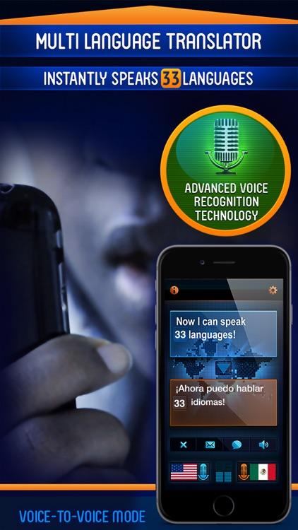 Translate Voice + translator