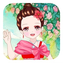 Beauty Girl Dress Up Diary -fun girl games