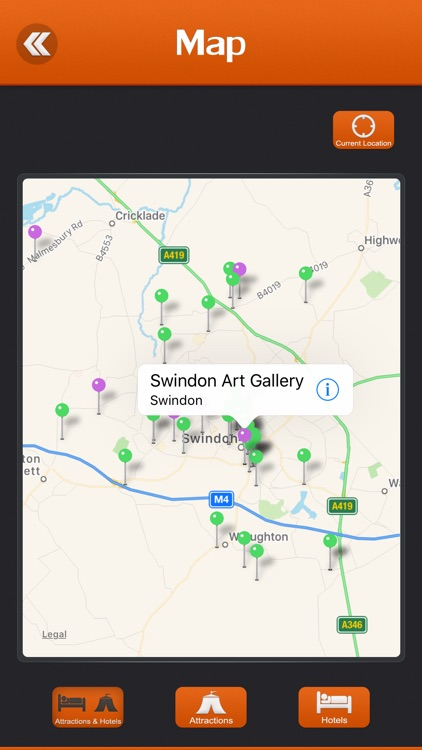 Swindon Tourism Guide screenshot-3
