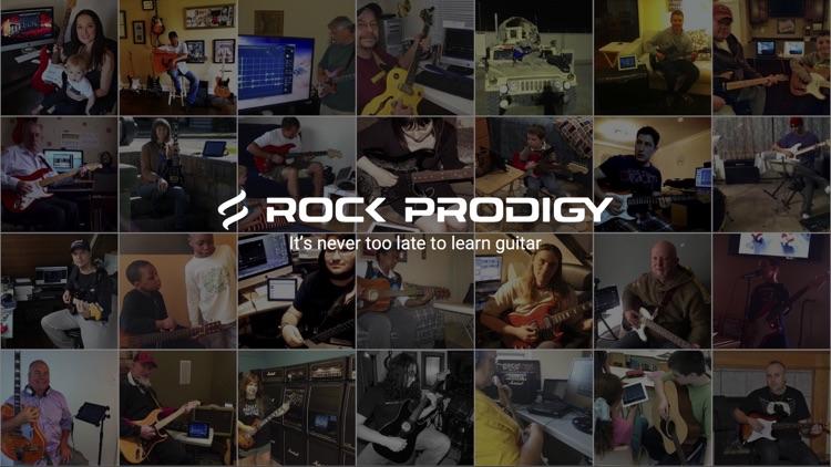Guitar Lessons: Rock Prodigy screenshot-4