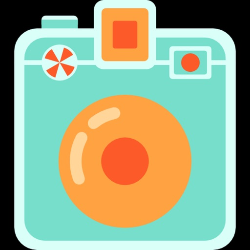 Square Camera : Photo Filtering , Effects, Photo Collage, Stickers iOS App