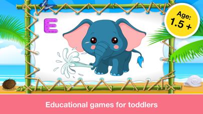 Alphabet Aquarium, ABCs Learning, Letter Games A-Z screenshot two