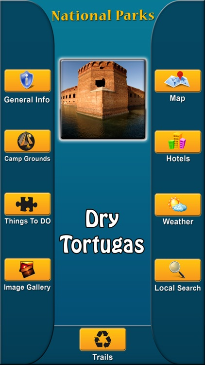 Dry Tortugas National Park screenshot-0