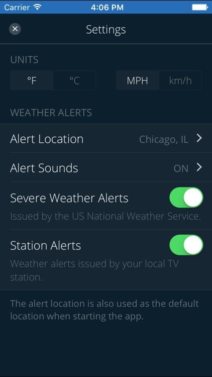 FOX 32 Weather screenshot-3