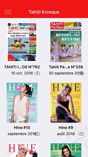 tahiti kiosque en app store