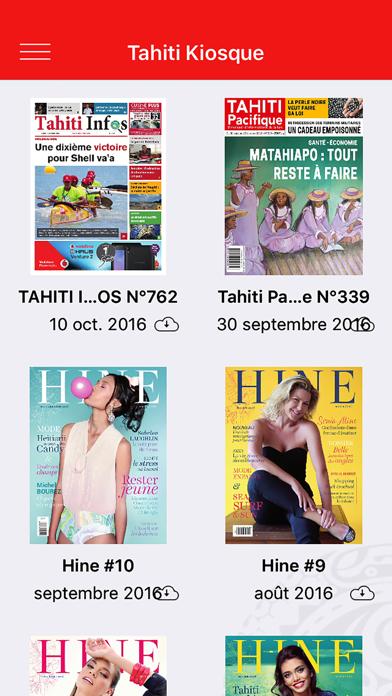 Tahiti Kiosque