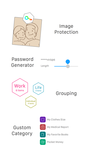 Tiny Password - Secure Password Manager Screenshot