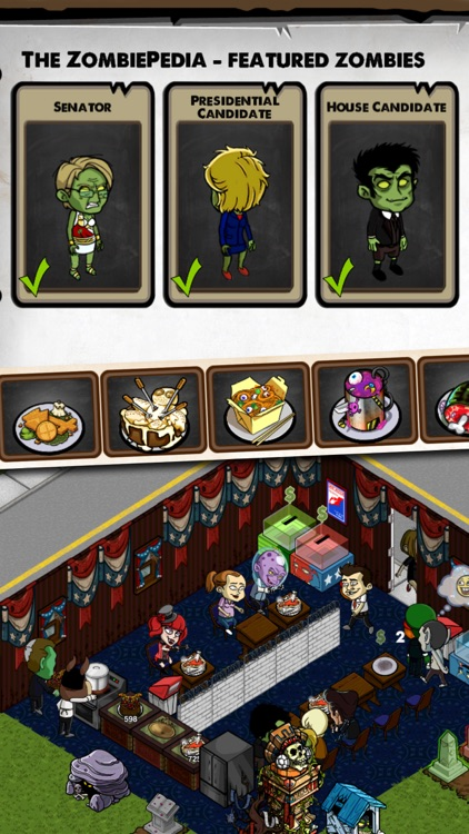 Zombie Café screenshot-3
