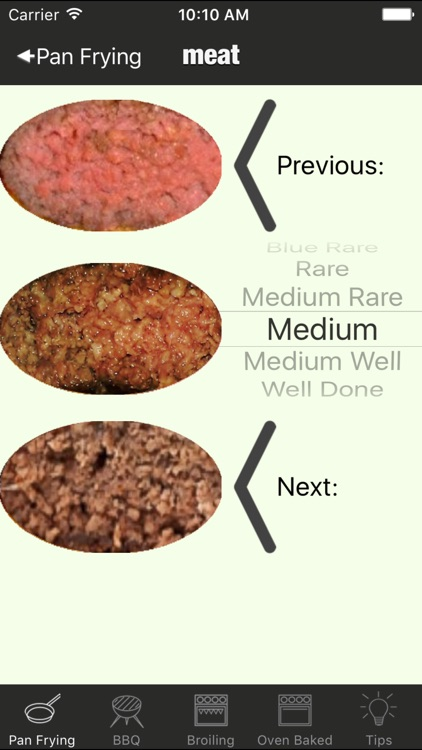 perfect burger timer - always the best result screenshot-3