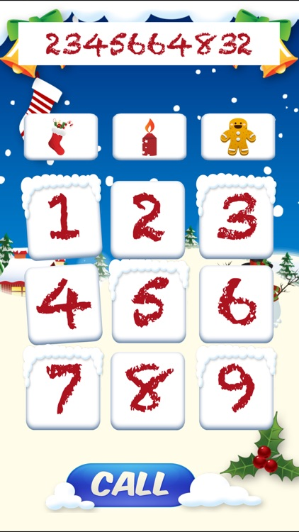 Christmas Phone - Fun Baby Game with Xmas Jingles screenshot-1
