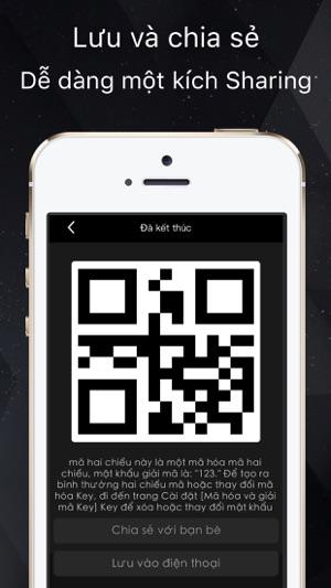 SecureQR Free-Mã hóa thông tin của bạn