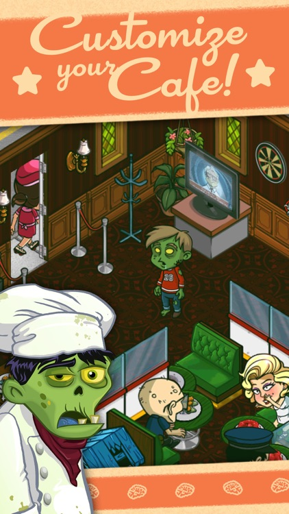 Zombie Café screenshot-0