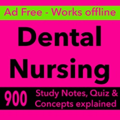 ‎Dental Nursing Exam Review App : Terms & Quizzes