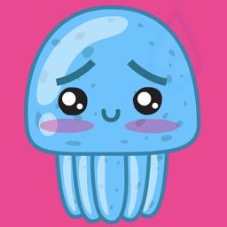 Animated Jellyfish