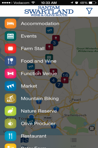 Swartland Wine and Olive Route screenshot 4