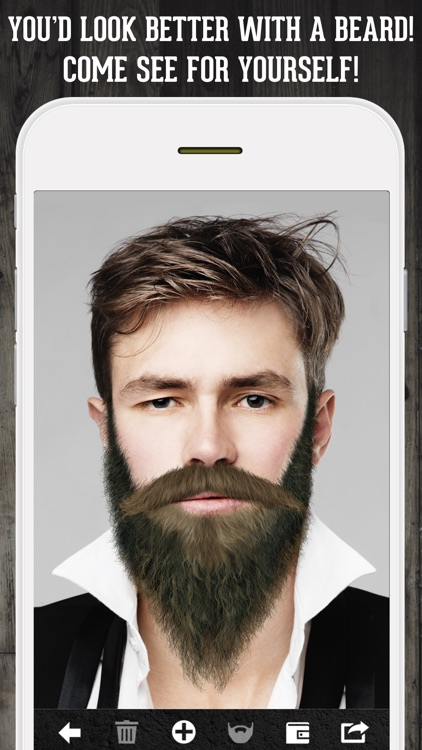 Beard Booth by Dollar Beard Club