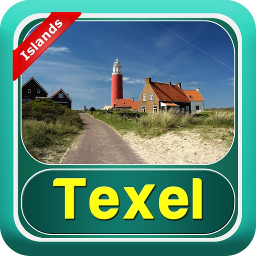 Texel Island Offline Map Travel Explorer