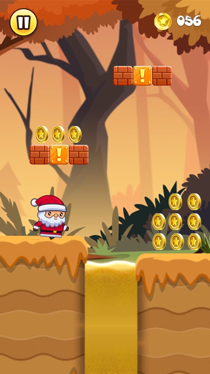 Super Santa Run - The Adventure World Game