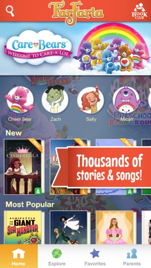 FarFaria Stories To Read Along on the App Store